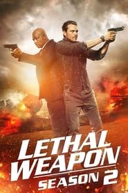 Lethal Weapon Sezona 2