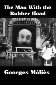 Poster for The Man with the Rubber Head