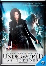 Underworld: Az ébredés-színes, magyarul beszélő, amerikai horror, 89 perc, 2012