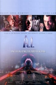 A.I. – Inteligencia Artificial (2001)