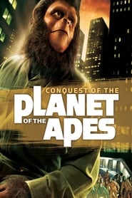 Poster Conquest of the Planet of the Apes 1972