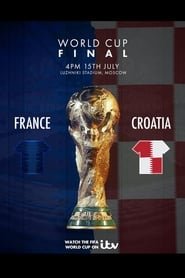 Finale coupe du monde 2018 : France - Croatie