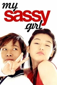 Poster My Sassy Girl 2001