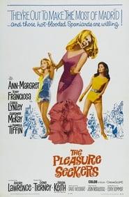 Poster The Pleasure Seekers 1964
