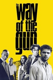 Poster The Way of the Gun 2000
