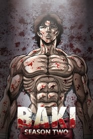 BAKI - The Great Raitai Tournament Saga poster