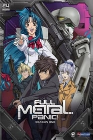 Full Metal Panic – Temporada 1