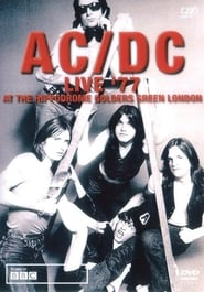 Poster AC/DC Live '77 2003