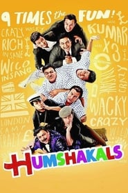 Humshakals 2014 Hindi Movie BluRay 400mb 480p 1.3GB 720p 4GB 12GB 15GB 1080p