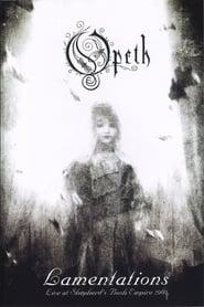 Opeth: Lamentations (2003)