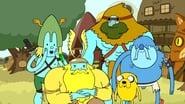 Adventure Time - Season 1 Episode 10 : Memories of Boom Boom Mountain