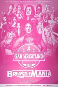 Bar Wrestling 21: Breastlemania