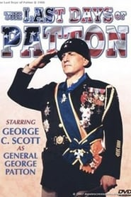 The Last Days of Patton 1986 Poster