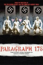 Paragraph 175 2000