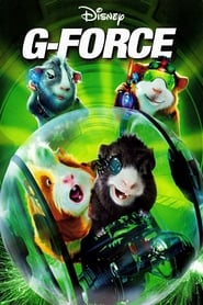 Poster for G-Force