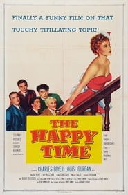 Poster del film The Happy Time