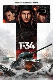 Poster T-34 2018