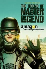 Poster Legend of Master Legend 2017