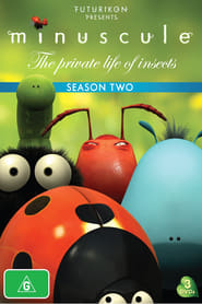 Minuscule: The Private Life of Insects streaming vf poster