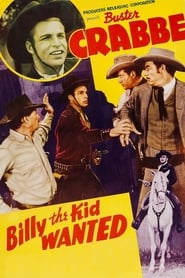 Billy the Kid Wanted 1941