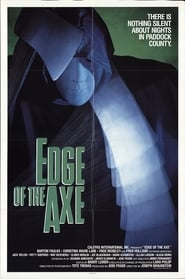 Poster Edge of the Axe 1988