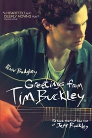 Poster Greetings from Tim Buckley 2012