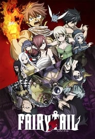 Poster Fairy Tail - Season 4 Episode 6 : Sky Labyrinth 2019