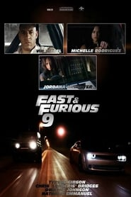 Poster Fast & Furious 9 2020
