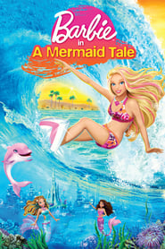 Poster Barbie in A Mermaid Tale 2010