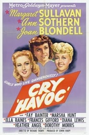 Cry 'Havoc' plakat