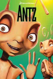 Poster for Antz
