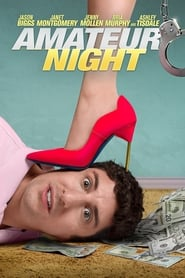 Poster Amateur Night 2016