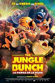 The Jungle Bunch. La panda de la selva (Les As de la Jungle) (2017)
