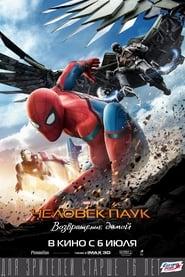 Смотреть Человек-паук: Возвращение домой