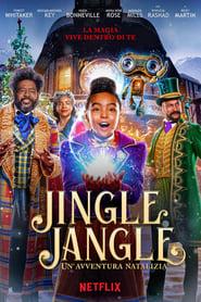 Poster Jingle Jangle: Un'avventura natalizia 2020