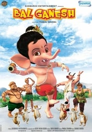 Bal Ganesh 2007 Hindi Movie AMZN WebRip 300mb 480p 900mb 720p 3GB 7GB 1080p