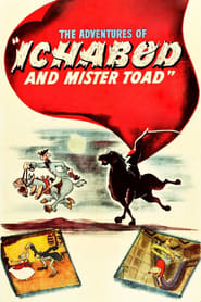 Poster The Adventures of Ichabod and Mr. Toad 1949
