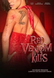 Poster Red Venom Kills 2018