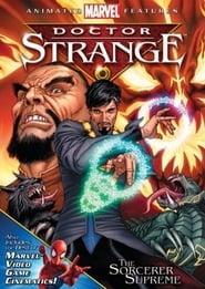 Docteur Strange Le Sorcier Supreme