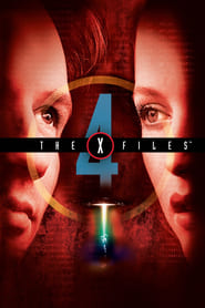 The X-Files - Season 4 poster