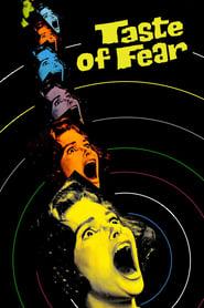 Poster Taste of Fear 1961