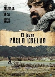 El joven Paulo Coelho Poster