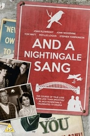 Poster And a Nightingale Sang 1989