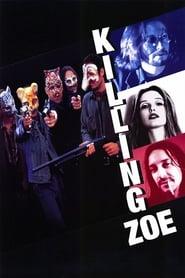 Poster Killing Zoe 1993