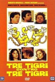 Three Tigers Against Three Tigers (1977)