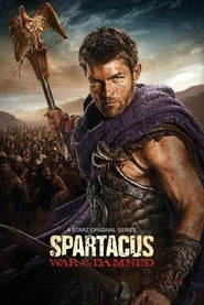 Seriencover von Spartacus