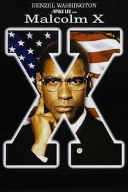 Poster Malcolm X 1992