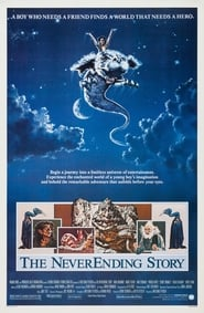 Poster The NeverEnding Story 1984