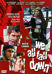 Poster We All Fall Down 1999