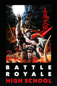 Poster Battle Royale High School 1987